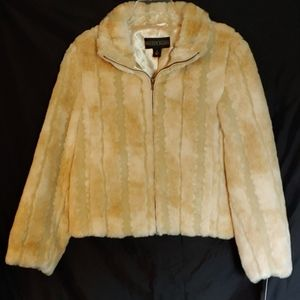 Kristen Blake Faux Fur Coat
